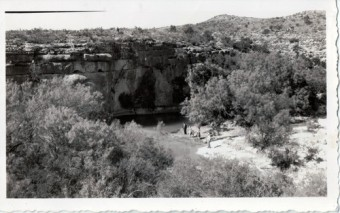 Goodenough Springs, 1941